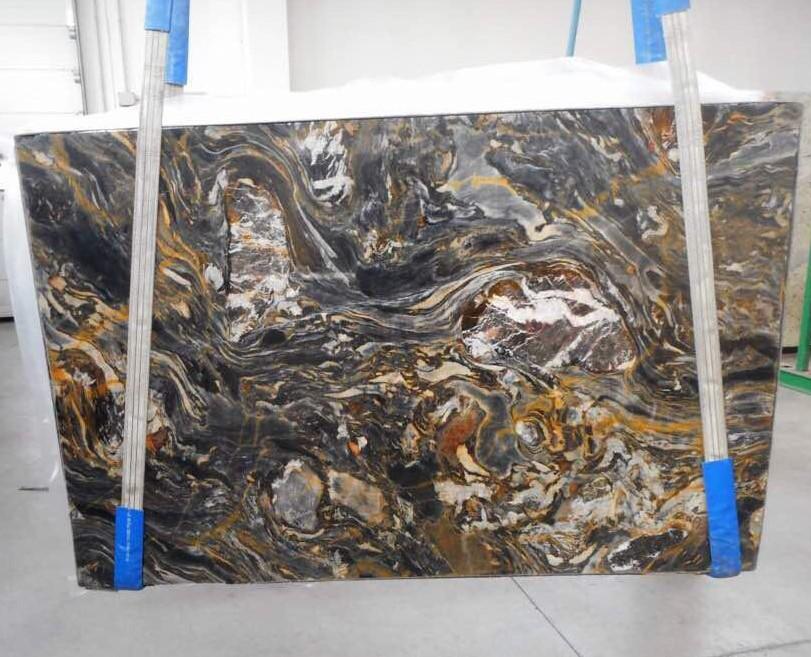 سنگ مرمریت نیلوفر آبی مرمریت خاکستری