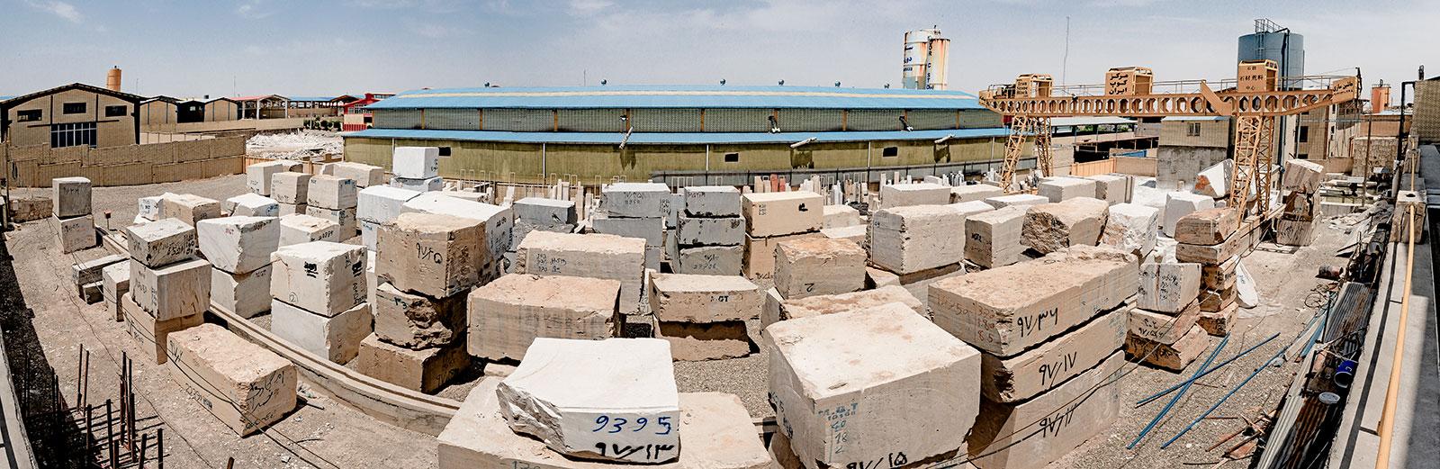 انبار بازار سنگ ایران