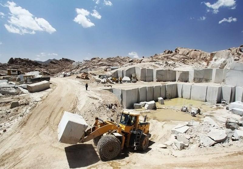 بازارهای سنگ تهران